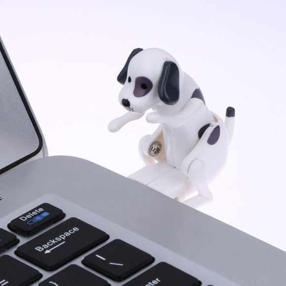 Portable Mini Cute USB 2.0 Funny Humping Spot Rascal Dog