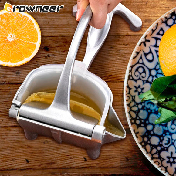 2 Style Handheld Manual Juicer Squeezer