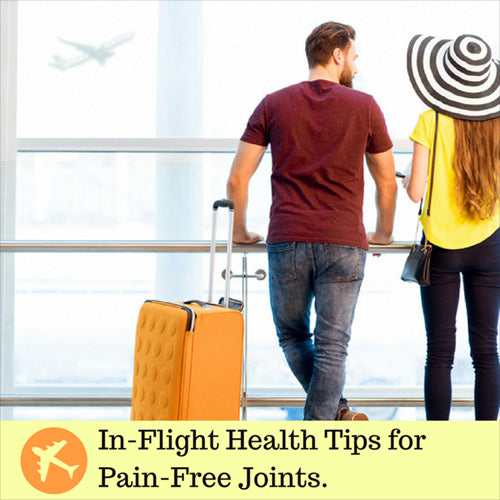 In-Flight Health Tips for Pain-Free Joints