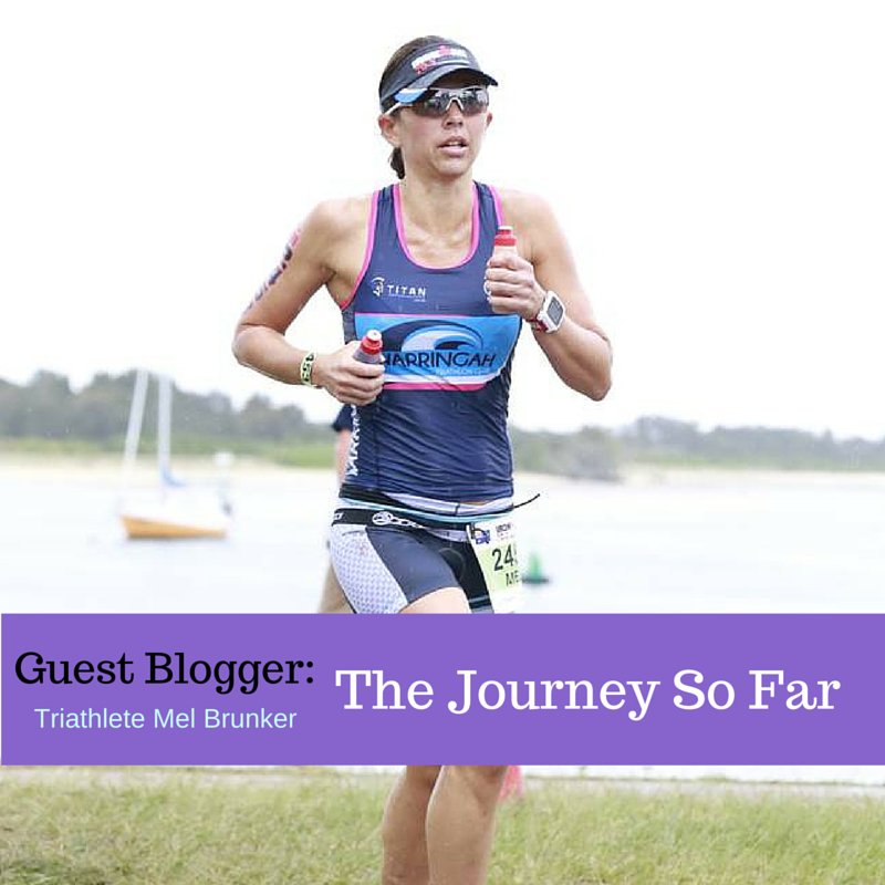 Guest Blogger: Mel Brunker chats about her Ironman Journery so far
