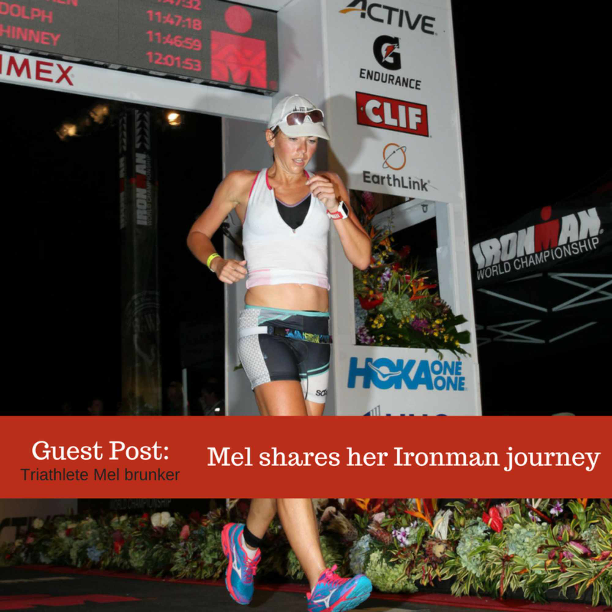 Guest Post: Mel Brunker shares her Ironman World Championship Journey