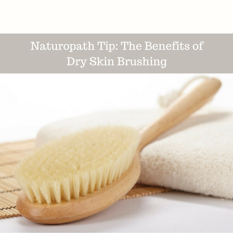 Naturopath Tip: Is Dry Brushing Actually Good for You?