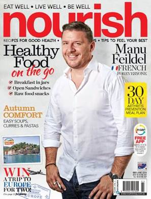 Ease Joint Pain Naturally- Nourish (June 2014)