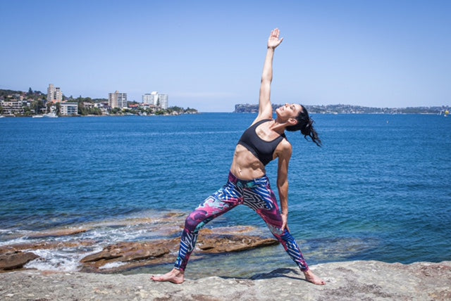 Wellness Expert Kris Abbey Talks About Her Realistic Approach To Good Health