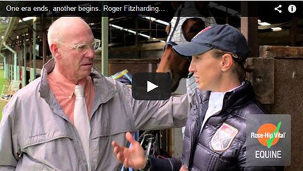 One era ends, another begins. Roger Fitzhardinge talks to Kate Tayor-Wheat