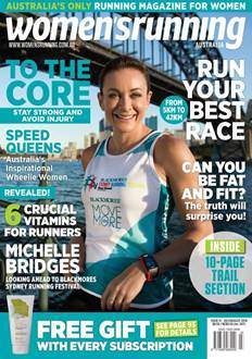 Does Joint Pain Stop you from Running?- Women's Running (July/August 2014)