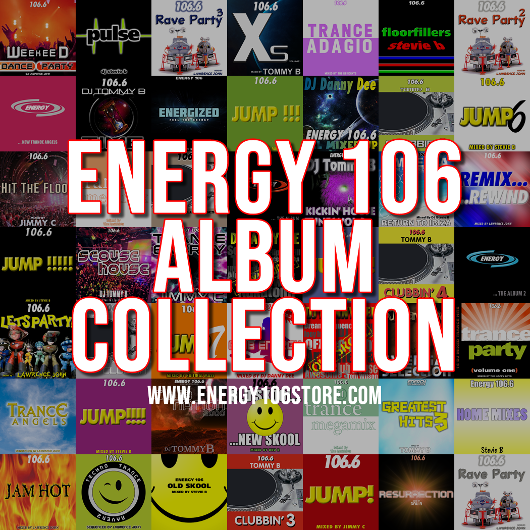 Energy 106 Album Collection