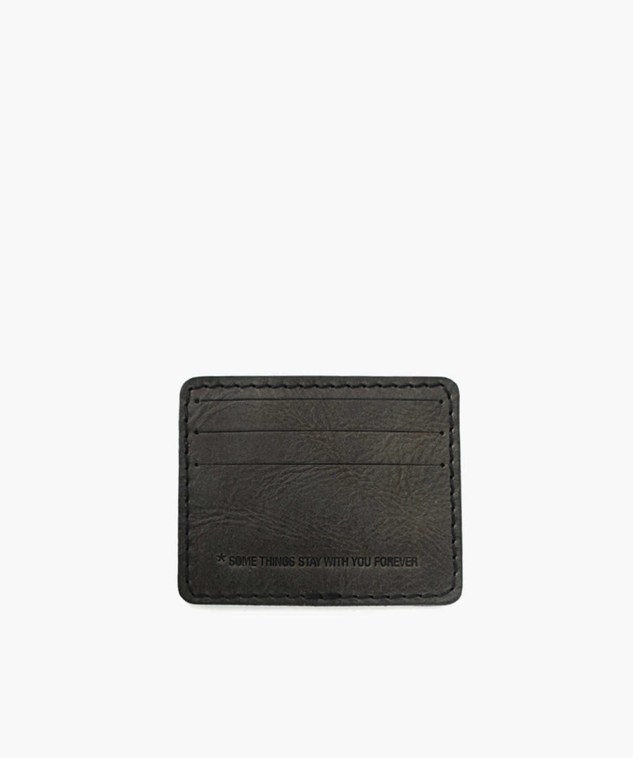 Alvados card wallet. Leather card wallet. Ideal&co