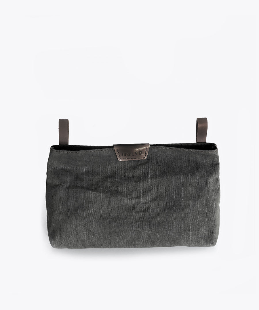 Junqueira Messenger. Organizer with Leather. Ideal&co