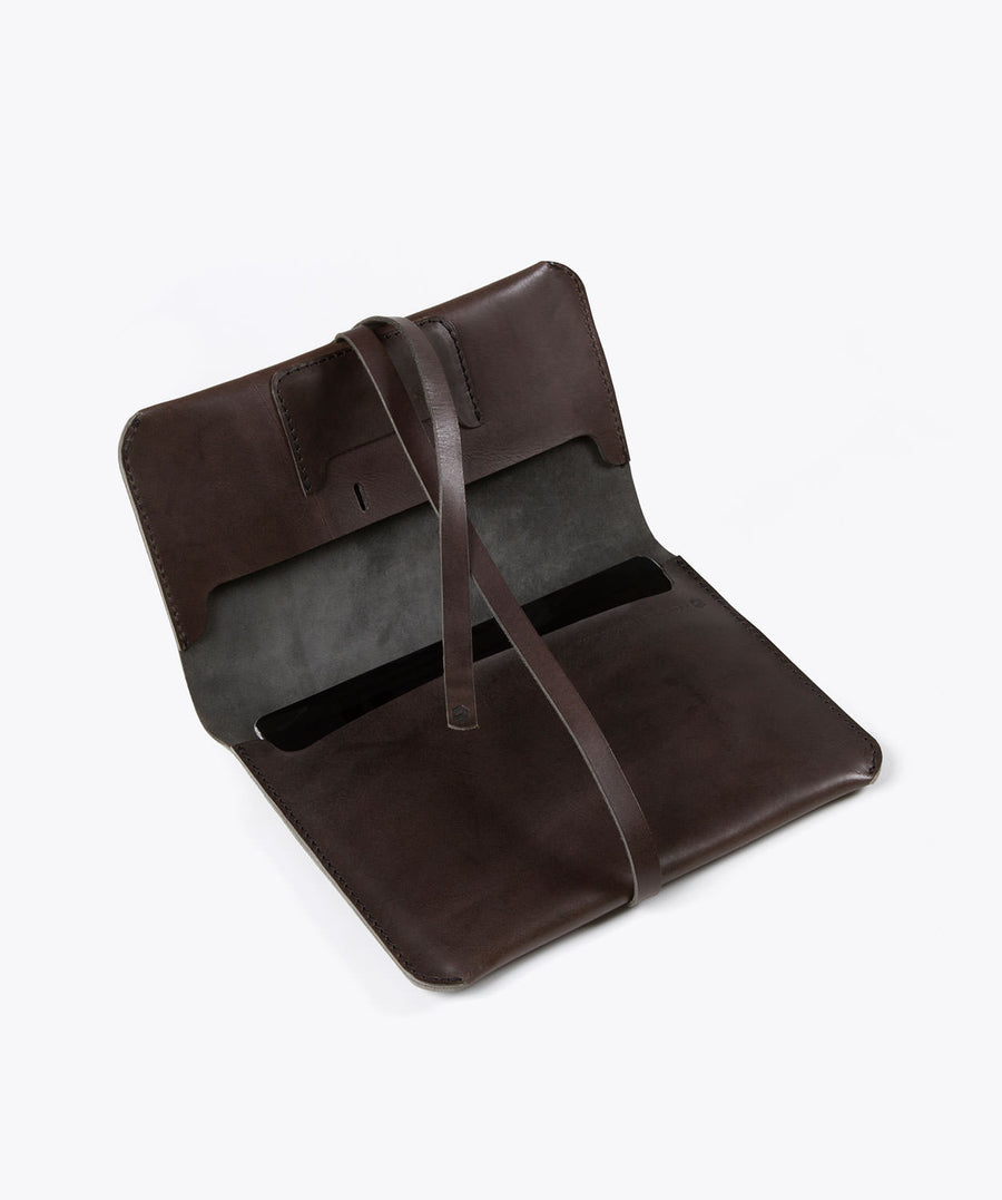 Viegas Document Case. Leather document holder. leather document bag.