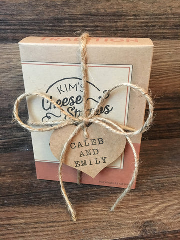Individual Boxes for Wedding Favors