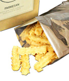 Parmesan Cheese Straws*