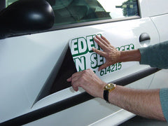 Gecko Grippers - Magnetic Sign Grippers - for Aluminium Vehicles