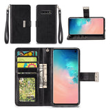 Samsung Galaxy S10 Wallet Phone Case Flip Cover