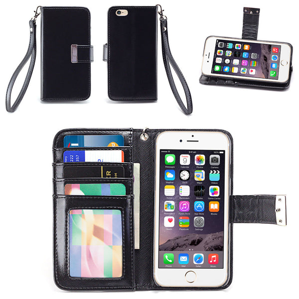 Apple iPhone 6 / 6S Wallet Phone Case Flip Cover