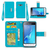 Samsung Galaxy Amp 2 Wallet Phone Case Flip Cover