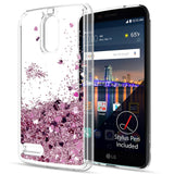 LG Stylo 3 Plus / LG Stylo 3 Waterfall Glitter Phone Case Cover