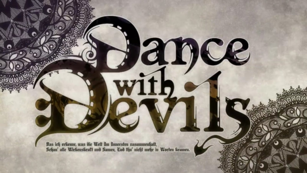 Dance with Devils (Drama and Musical Anime Review)