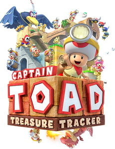 Captain Toad: Treasure Tracker (Puzzle Platformer Wii U Video Game Review)