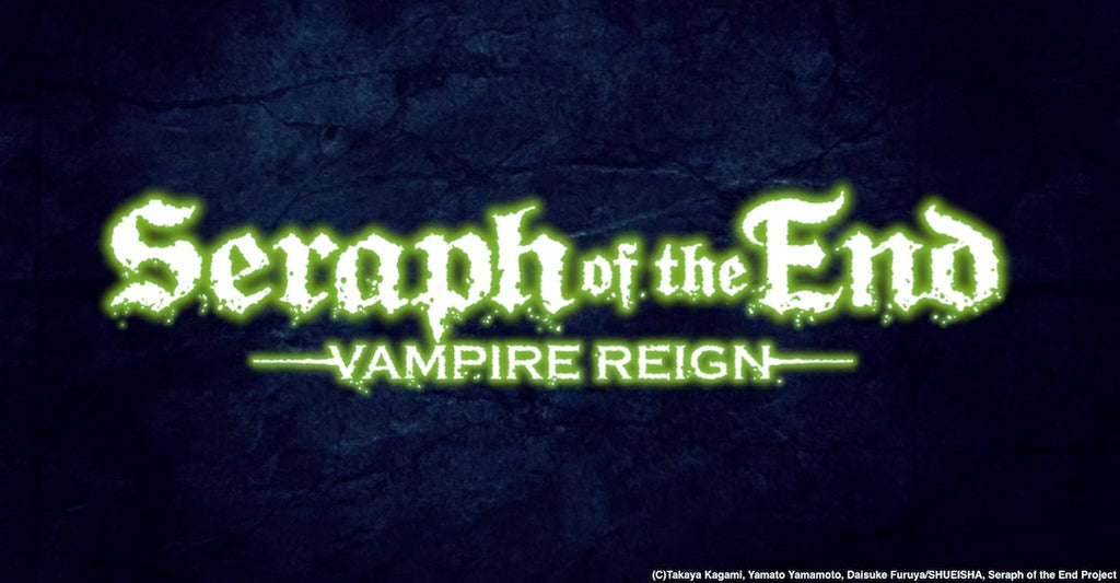 Seraph of the End (Action and Horror Anime Review)