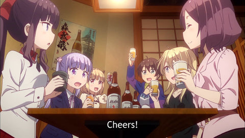 Drinking Party after Work (New Game!)