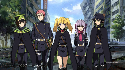 Seraph of the End main group