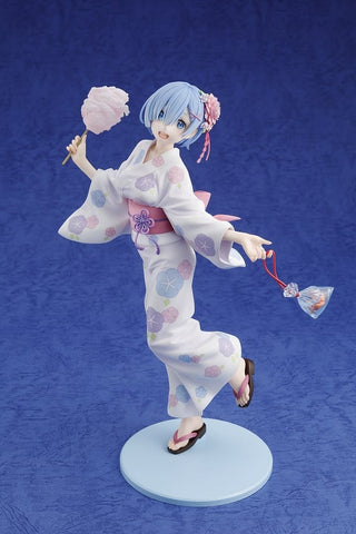 Rem Yukata Version - 1/7th Scale Figure - Re:Zero Starting Life in Another World
