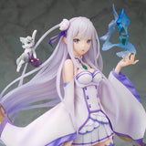 Emilia - αΩ Figure - Re:Zero -Starting Life in Another World- (Pre-order)