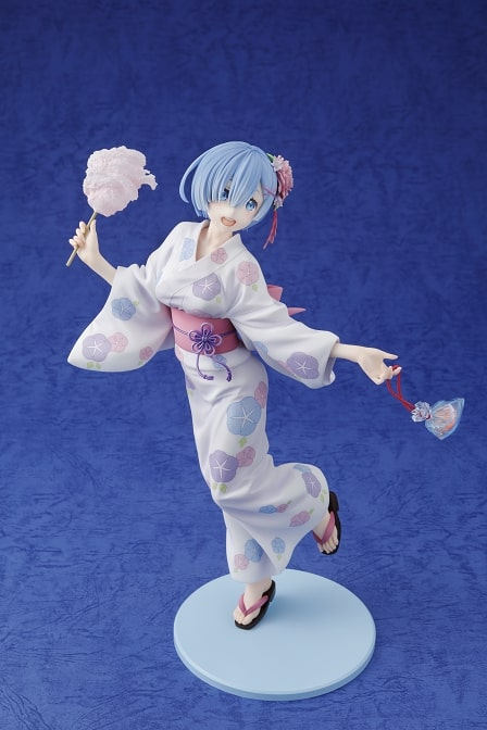 Rem Yukata Version - 1/7th Scale Figure - Re:Zero Starting Life in Another World (Pre-order)