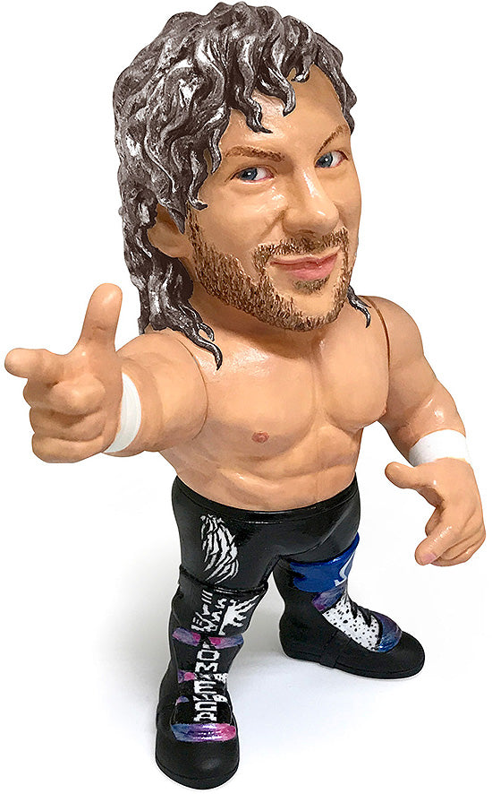 Kenny Omega Silver version - Soft Vinyl Figure - New Japan Pro Wrestling