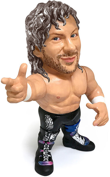 Kenny Omega Silver version - Soft Vinyl Figure - New Japan Pro Wrestling (Pre-order)