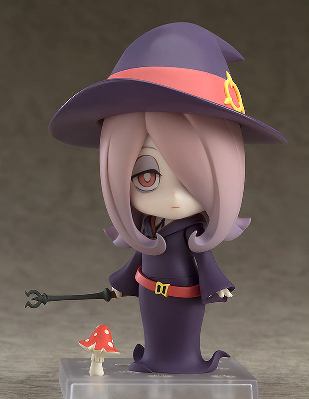 Sucy Manbavaran - Nendoroid - Little Witch Academia