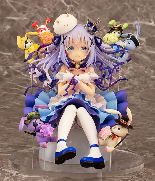 Chino & Rabbit Dolls - 1/7th Scale Figure - Is the Order a Rabbit?? (Pre-order)