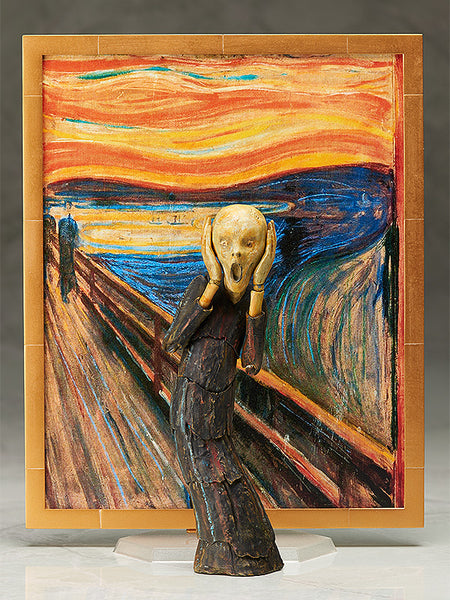 The Scream - 2nd Run - figma - The Table Museum (Pre-order)