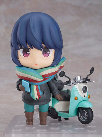 Rin Shima: Touring Ver. - Nendoroid - Laid Back Camp