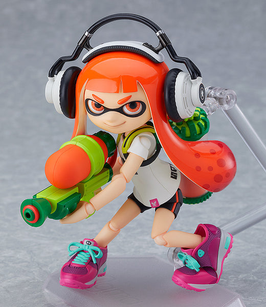 Splatoon Girl - figma - Splatoon (Pre-order)