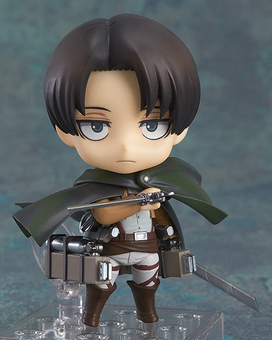 Levi - Nendoroid (re-run) - Attack on Titan
