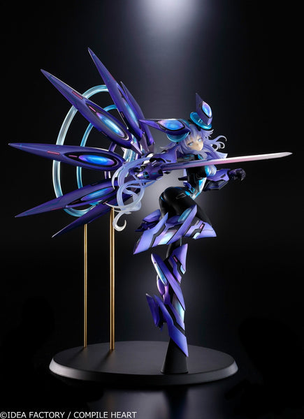 Next Purple Processor Unit Full version - 1/7th Scale Figure - Megadimension Neptunia VII (Pre-order)