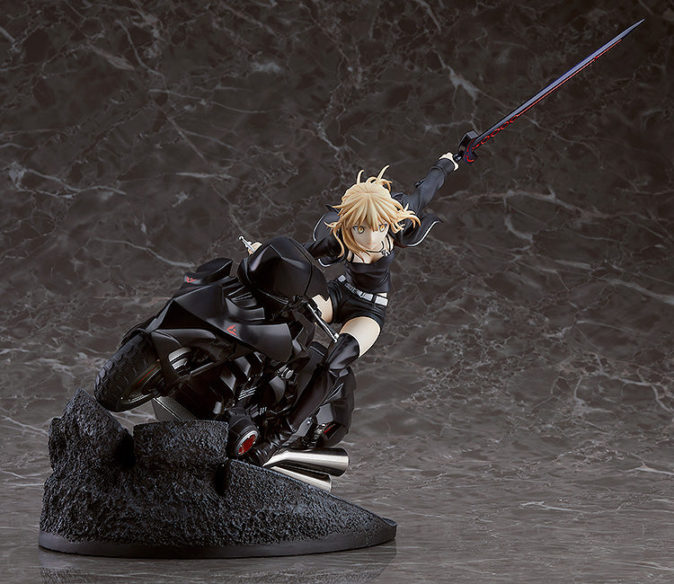 Saber Altria Pendragon Alter & Cuirassier Noir - 1/8th Scale Figure - Fate/Grand Order (Pre-order)