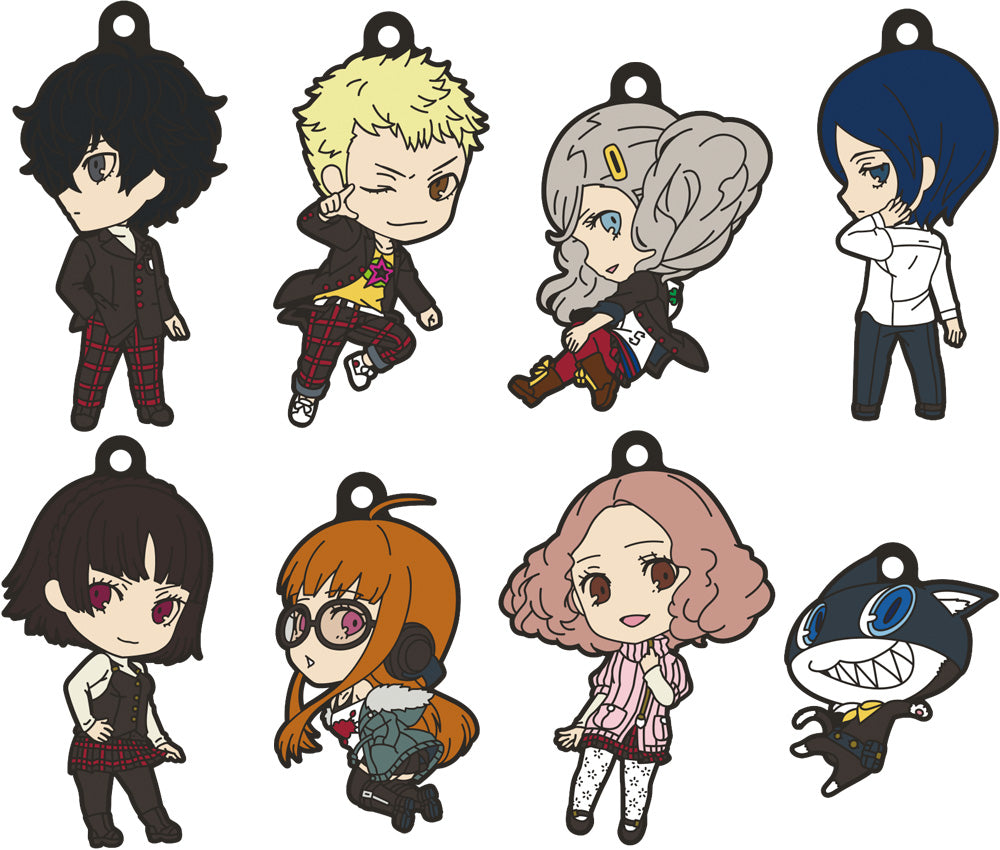 PERSONA5 Nendoroid Plus Collectible Keychains (Pre-order)