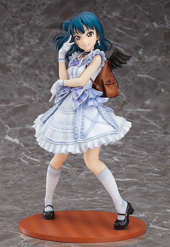 Yoshiko Tsushima - Blu-ray Jacket Version - 1/7th Scale Figure - LoveLive! Sunshine!! (Pre-order)