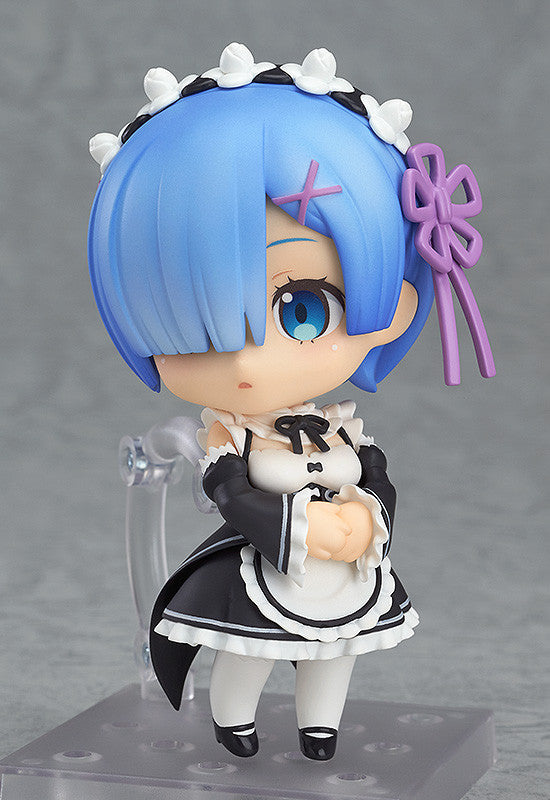Rem - Nendoroid (2nd Run) - Re:Zero Starting Life in Another World (Pre-order)