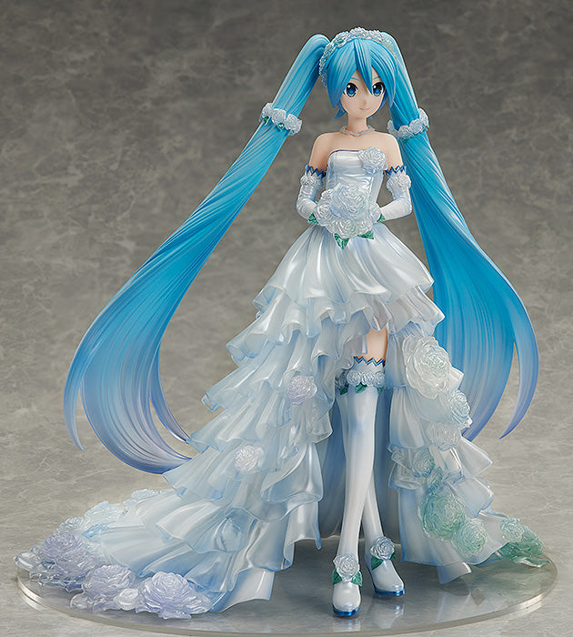 Hatsune Miku - Wedding Dress Version - 1/7th Scale Figure - Vocaloid (Pre-order)