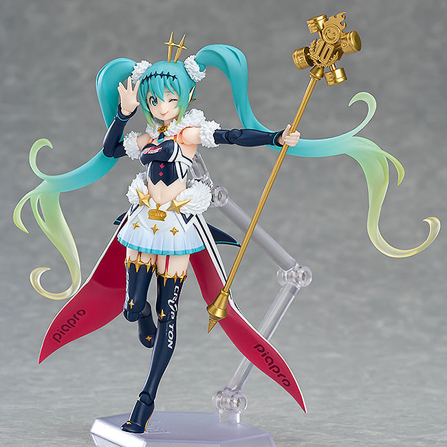 Racing Miku 2018 Version - figma - Vocaloid (Pre-order)