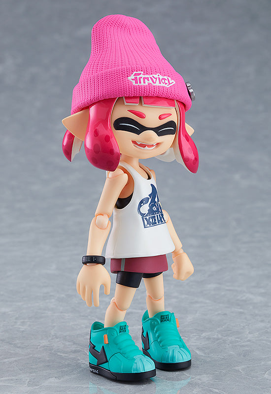 Splatoon Girl - DX Edition - figma - Splatoon (Pre-order)