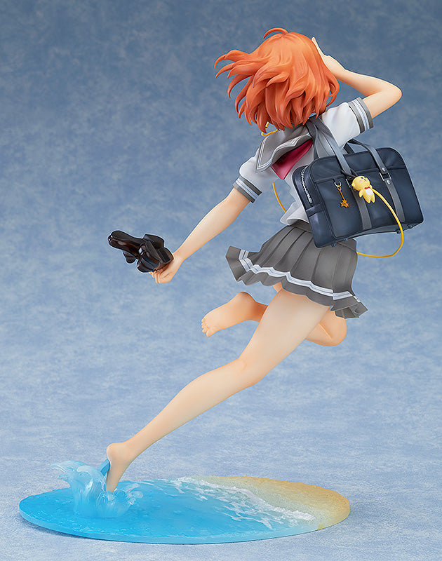 Chika Takami: Blu-ray Jacket Version - 1/8th Scale Figure - LoveLive! Sunshine!! (Pre-order)