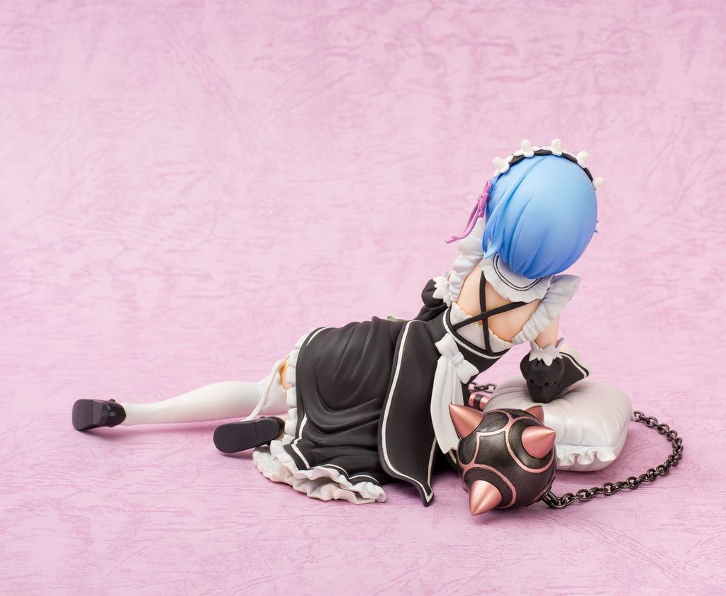 Rem - 1/7th Scale Figure - Re:Zero Starting Life in Another World (Pre-order)