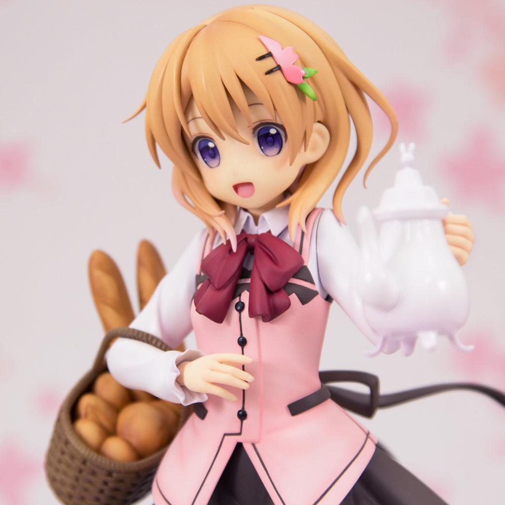 Cocoa Cafe Style - 1/7th Scale Figure (re-run) - Is the Order a Rabbit?? (Pre-order)