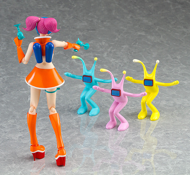 Ulala: Exciting Orange ver. - figma - Space Channel 5 (Pre-order)