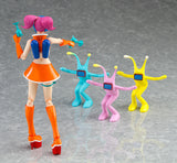 Ulala: Exciting Orange ver. - figma - Space Channel 5